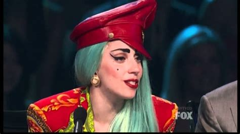 Lady Gaga cries on So You Think You Can Dance - YouTube