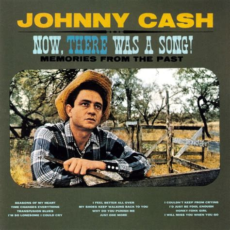 Johnny Cash - Now, There Was A Song! Lyrics and Tracklist