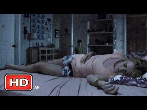 """Paranormal Activity 4 """"Body Floating in the Air"""" Movie"""
