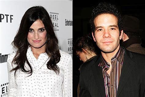 Idina Menzel Is Engaged to Her Theater Beau