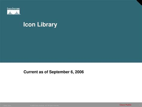 PPT - Icon Library PowerPoint Presentation - ID:5972469