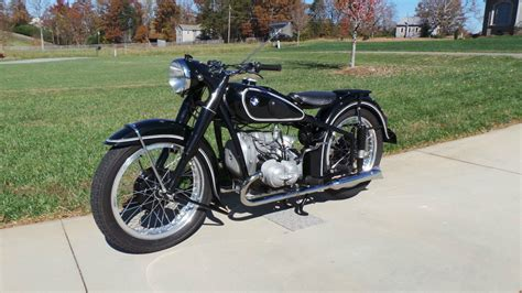 BMW R51/2 - 1950 - Restored Classic Motorcycles at Bikes
