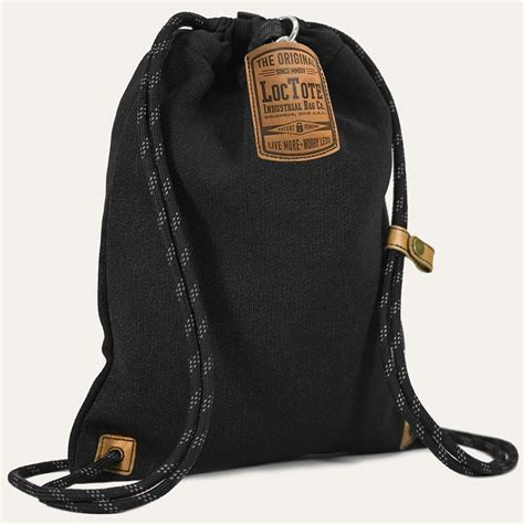The Loctote Flak Sack II is a Slash-Resistant and Lockable