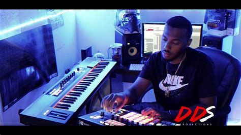 Beat Making With Native Instruments Maschine Studio - DDS