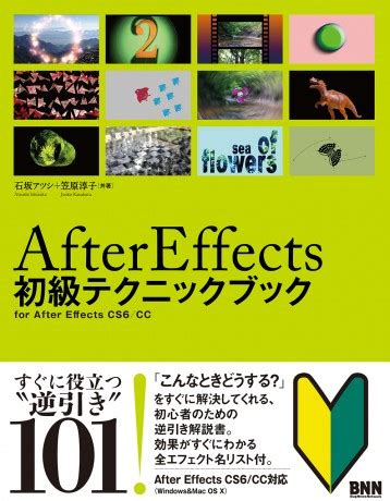 After Effects 初級テクニックブック   株式会社ビー・エヌ・エヌ新社