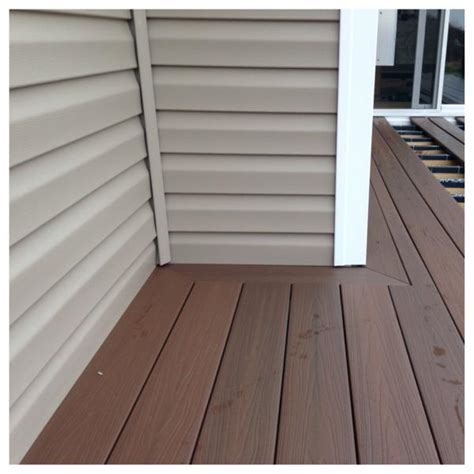 DIY Composite Deck - Am I being to picky? - DoItYourself