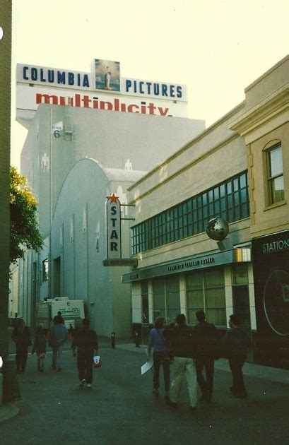 Experiencing Los Angeles: Sony Studios: A Blast from the Past