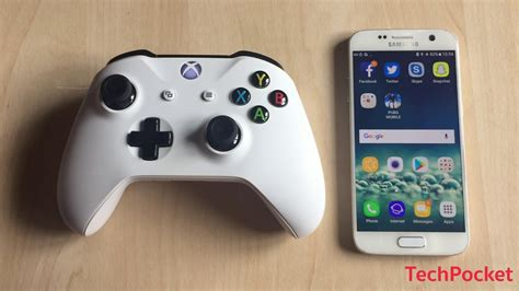 How to (wirelesly) connect Xbox one controller to Android - VERY EASY - YouTube