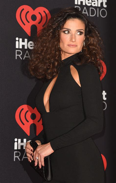 Idina Menzel Opens Up About Life with New Husband Aaron