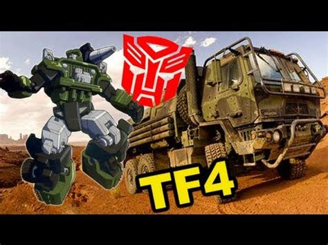 Autobot Hound & Bumblebee confirmed for Transformers 4