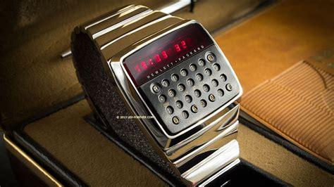 HP made a smartwatch in 1977, and you can buy a prototype