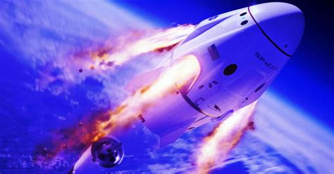 SpaceX President: We Plan to Launch a Crewed Mission in May