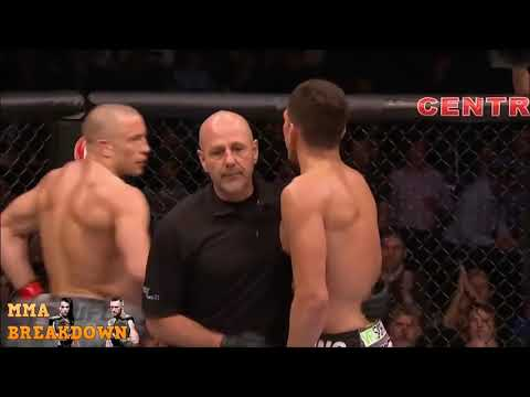 Does GSP Have Roid Gut & Gyno ??? - YouTube