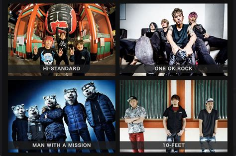 ONE OK ROCKやMAN WITH A MISSIONが出演予定の「AIR JAM 2016」のチケットが