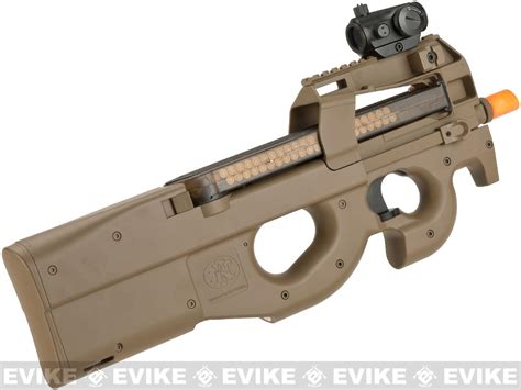 FN Herstal Licensed P90 Full Size Metal Gearbox Airsoft