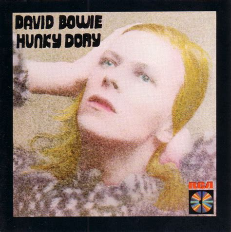 David Bowie - Hunky Dory (CD, Album, Reissue) | Discogs